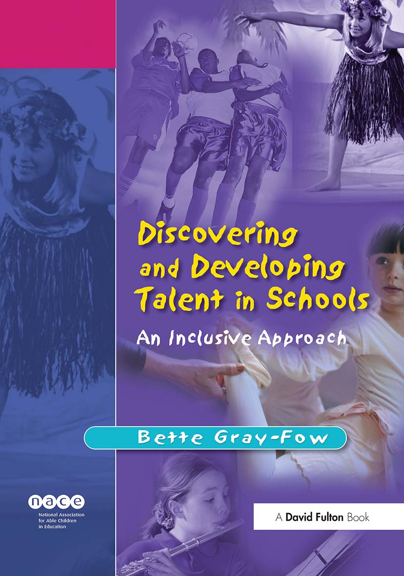 Discovering and Developing Talent in Schools