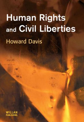 Human Rights and Civil Liberties (Paperback) book cover
