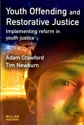Youth Offending and Restorative Justice book cover