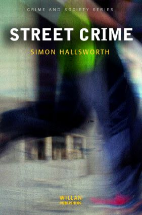 Street Crime (Paperback) book cover