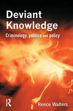 Deviant Knowledge (Paperback) book cover