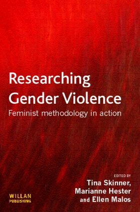 Researching Gender Violence: 1st Edition (Paperback) book cover