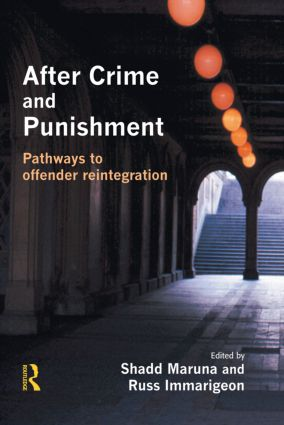 After Crime and Punishment: 1st Edition (Paperback) book cover