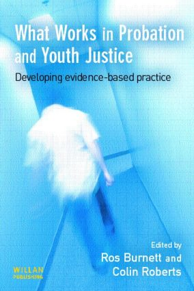 What Works in Probation and Youth Justice book cover