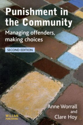 Punishment in the Community: 2nd Edition (Paperback) book cover