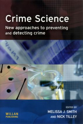 Crime Science: 1st Edition (Paperback) book cover