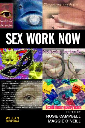 Sex Work Now: 1st Edition (Paperback) book cover