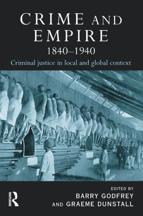 Crime and Empire 1840 - 1940: 1st Edition (Paperback) book cover