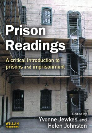 Prison Readings (Paperback) book cover