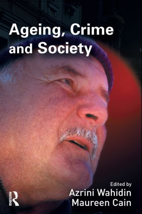 Ageing, Crime and Society: 1st Edition (Paperback) book cover