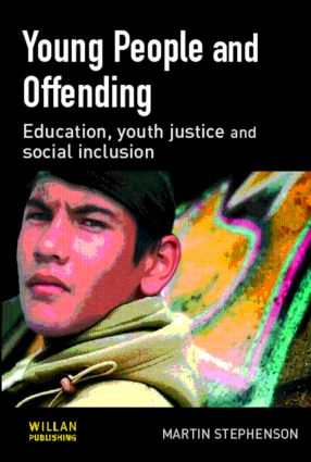 Young People and Offending book cover
