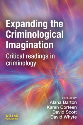 Expanding the Criminological Imagination (Paperback) book cover