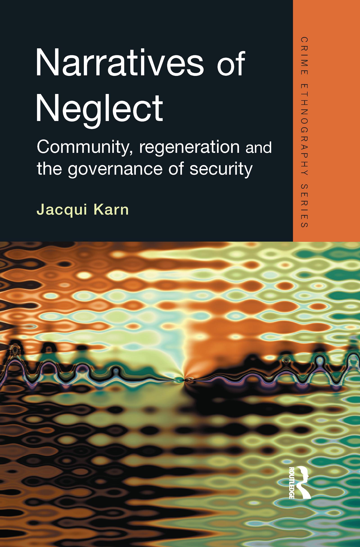 Narratives of Neglect book cover