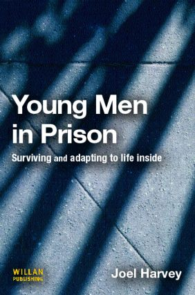 Young Men in Prison book cover