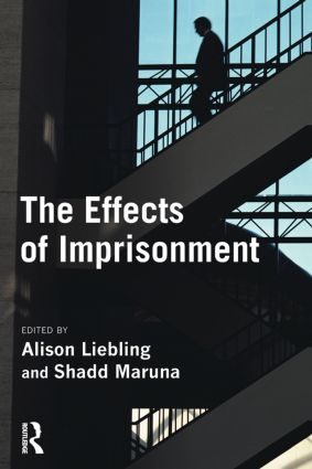 The Effects of Imprisonment (Paperback) book cover