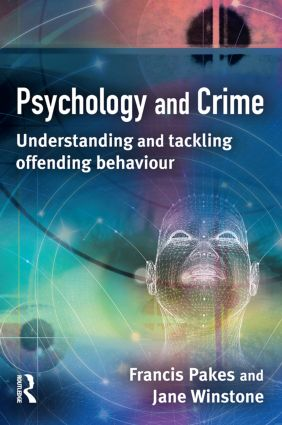Psychology and Crime: 1st Edition (Paperback) book cover