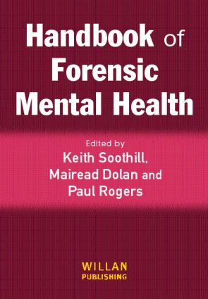 Handbook of Forensic Mental Health (Paperback) book cover