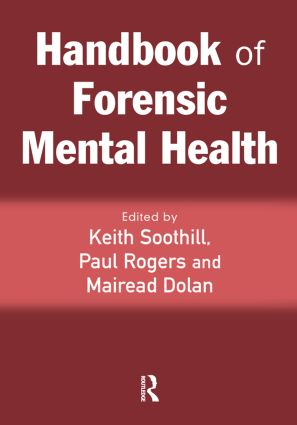 The law relating to mentally disordered persons in the criminal justice system