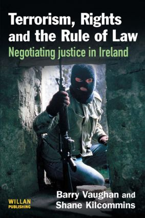 Terrorism, Rights and the Rule of Law book cover