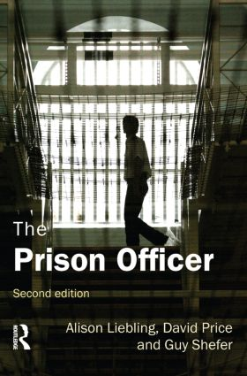 The Prison Officer: 2nd Edition (Paperback) book cover
