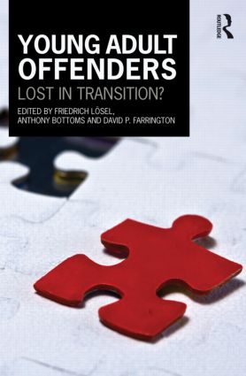 Young Adult Offenders: Lost in Transition? (Hardback) book cover