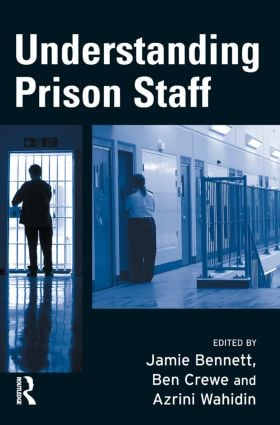 Understanding Prison Staff (Paperback) book cover