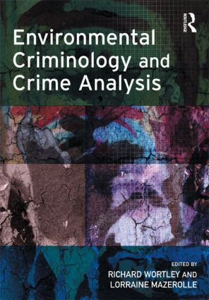 Environmental Criminology and Crime Analysis (Paperback) book cover