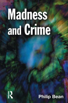 Madness and Crime (Hardback) book cover