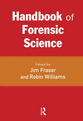 Handbook of Forensic Science: 1st Edition (Hardback) book cover
