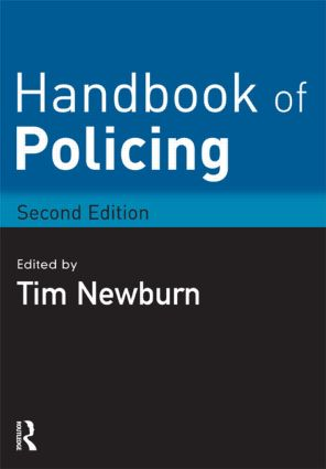 Handbook of Policing book cover