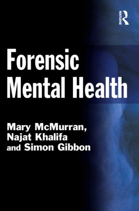 Forensic Mental Health book cover