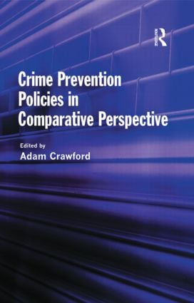 Crime prevention at the Belgian federal level: from a social democratic policy to a neo-liberal and authoritarian policy in a social democratic context Patrick Hebberecht