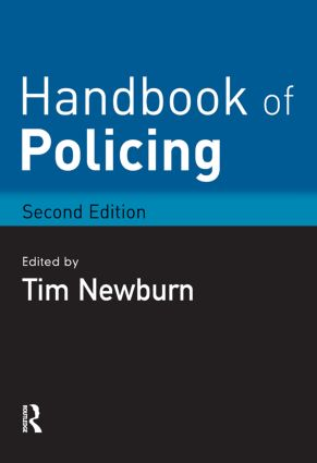 Handbook of Policing: 2nd Edition (Hardback) book cover