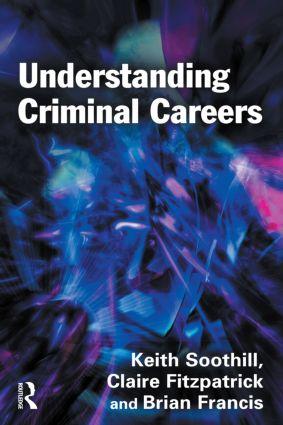 Understanding Criminal Careers (Paperback) book cover