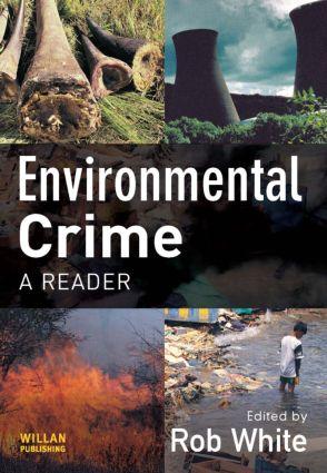Environmental Crime: A Reader (Paperback) book cover
