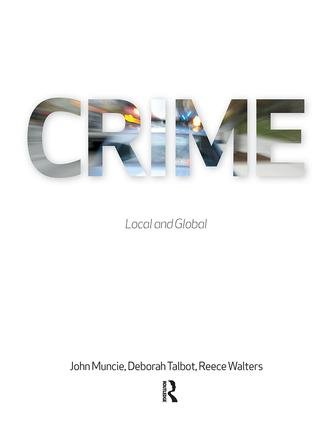 Crime: Local and Global (Paperback) book cover