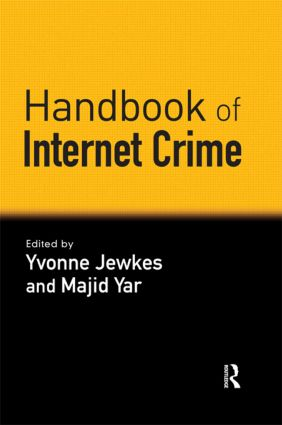 Handbook of Internet Crime (Paperback) book cover