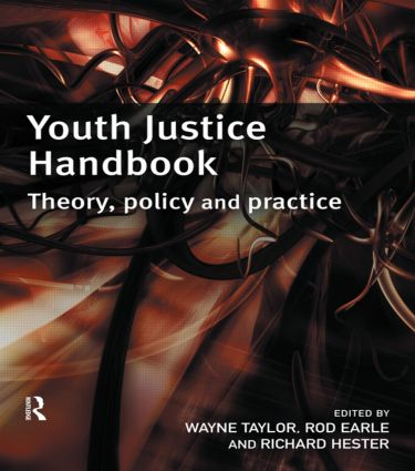 Youth Justice Handbook: Theory, Policy and Practice (Paperback) book cover