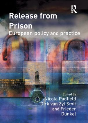 Release from Prison: European Policy and Practice book cover