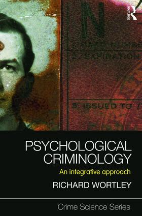 Psychological Criminology: An Integrative Approach (e-Book) book cover