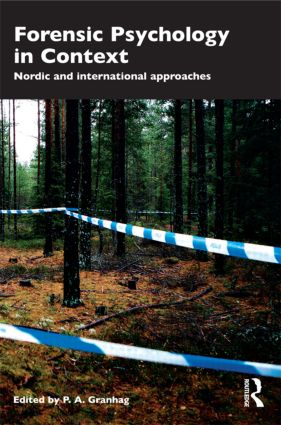 Forensic Psychology in Context: Nordic and International Approaches (Paperback) book cover