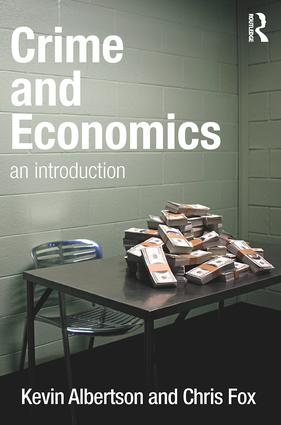 Crime and Economics: An Introduction (Paperback) book cover