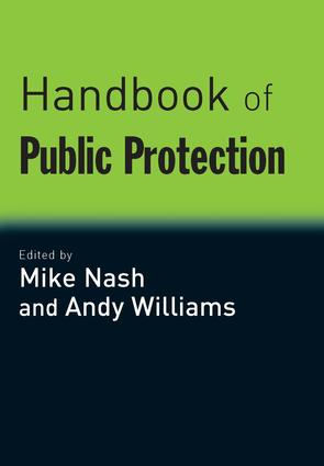 Handbook of Public Protection (Paperback) book cover