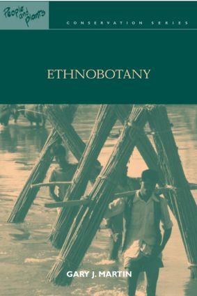 Ethnobotany: A Methods Manual book cover