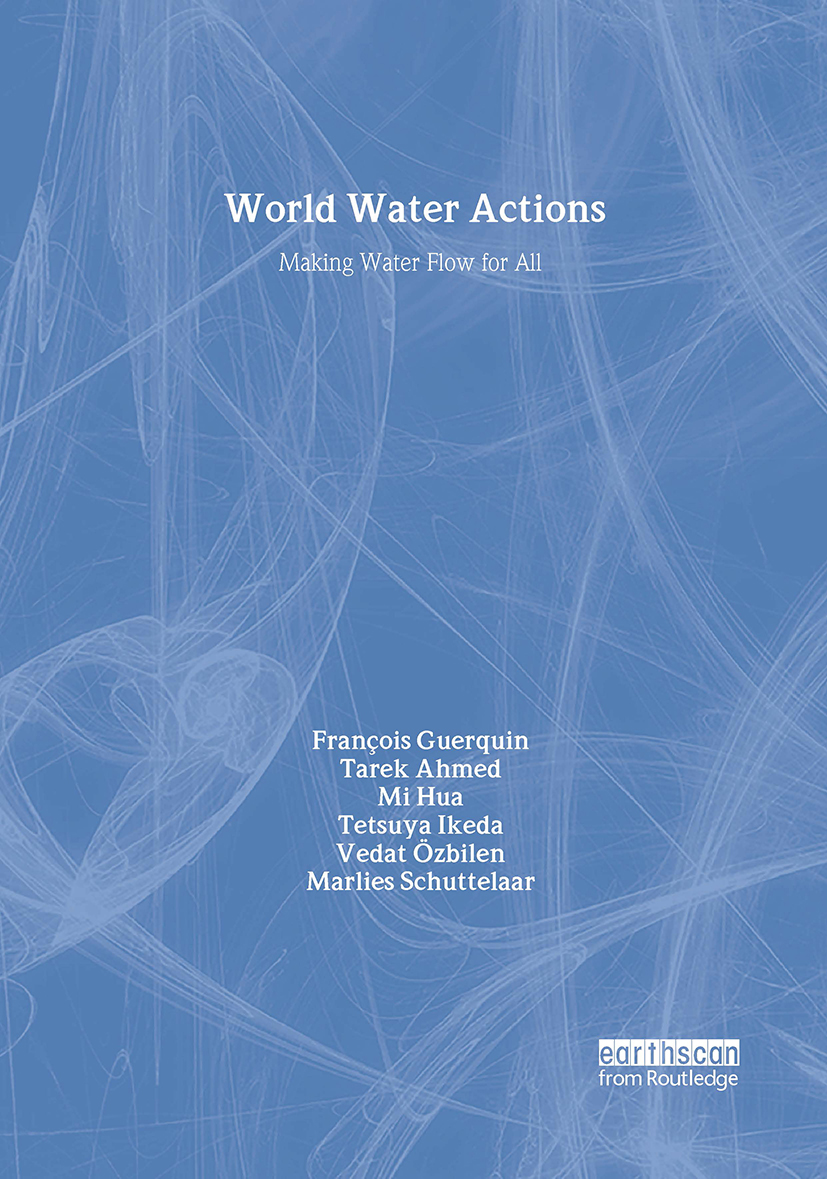 World Water Actions: Making Water Flow for All book cover