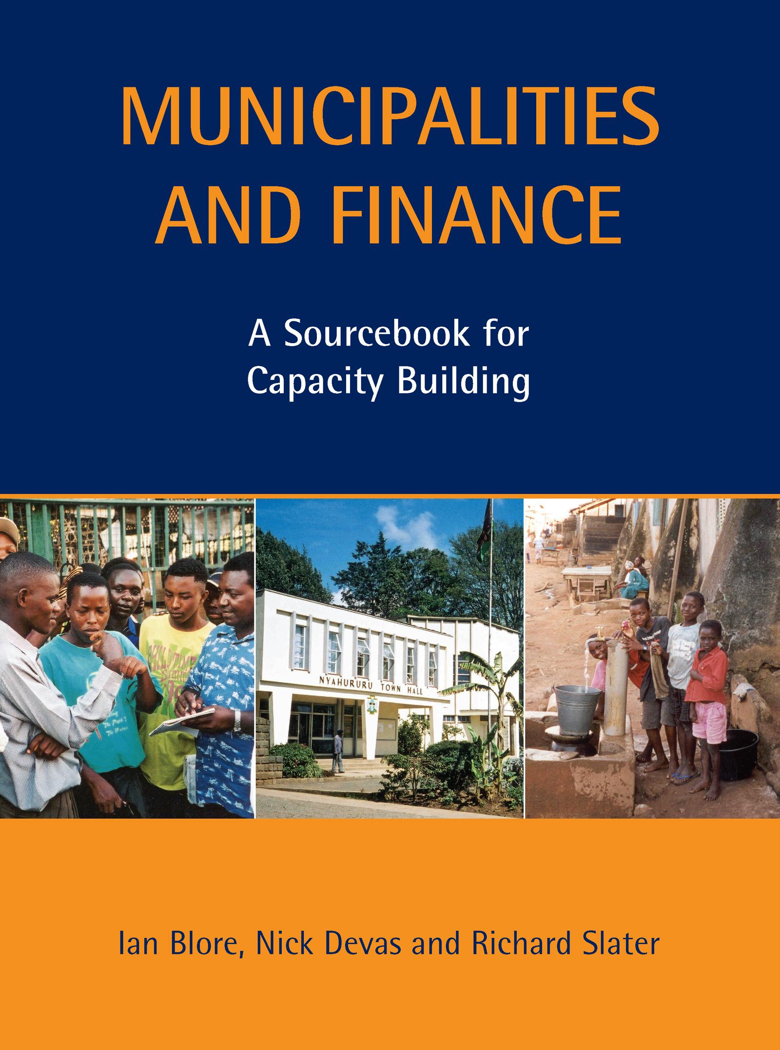 Municipalities and Finance