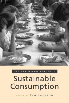 The Earthscan Reader on Sustainable Consumption book cover