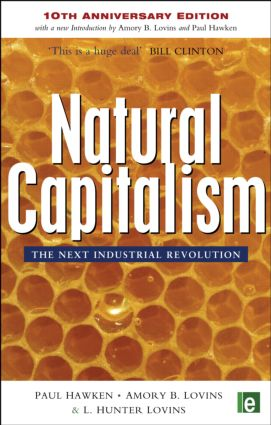 Natural Capitalism: The Next Industrial Revolution, 2nd Edition (Paperback) book cover