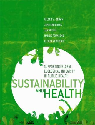 Grounding: Co-ordinating contexts for sustainability and health