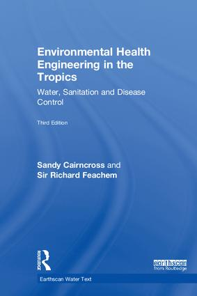 Environmental Health Engineering in the Tropics: Water, Sanitation and Disease Control book cover